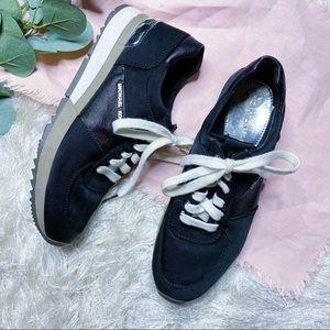 Michael Kors Textured Trainer Sneaker